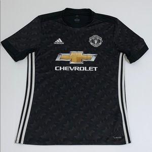 Manchester United Soccer Jersey Men's Medium